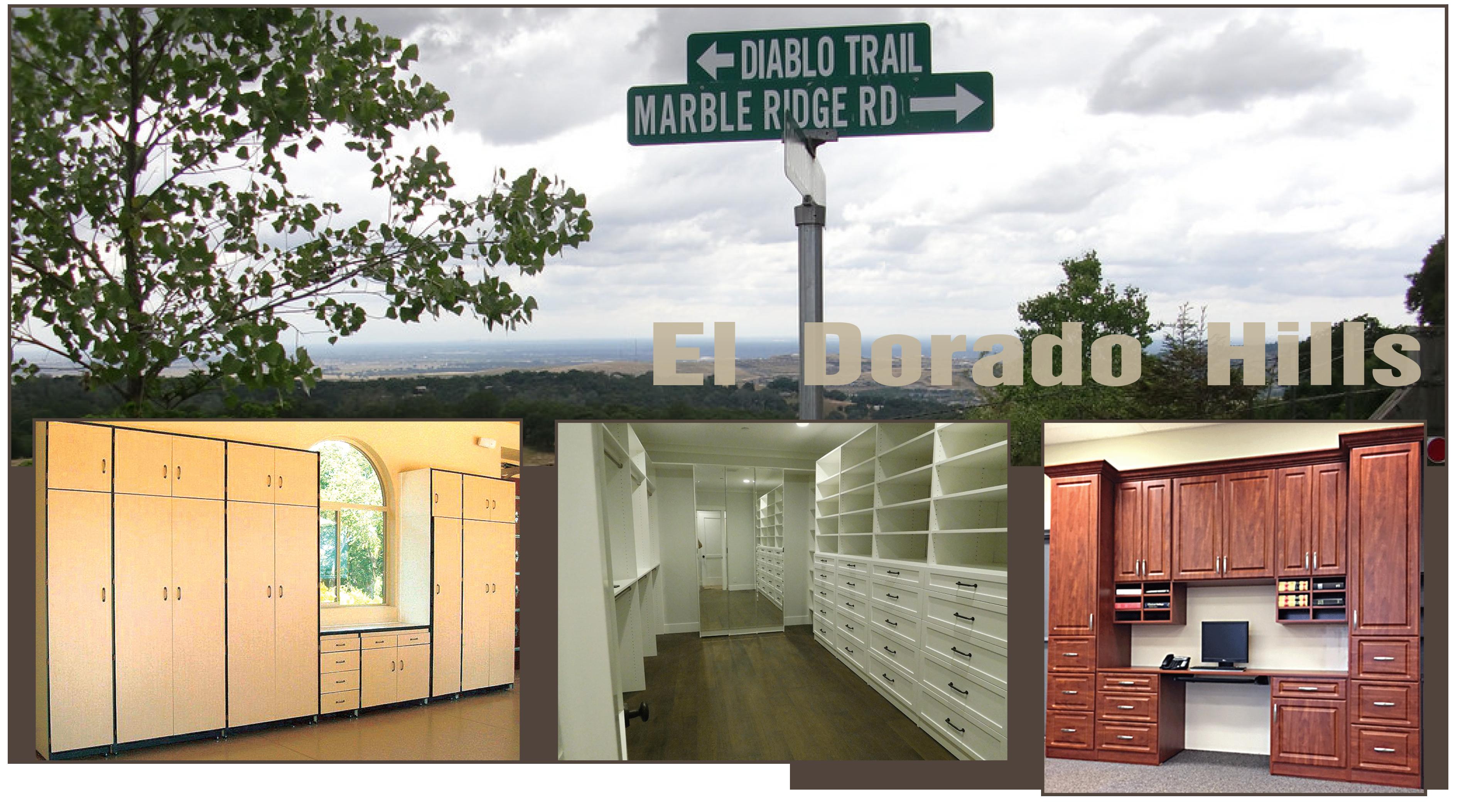 El Dorado Hills Custom Closets